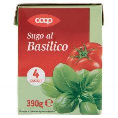 Coop-Sugo al Basilico 390 g