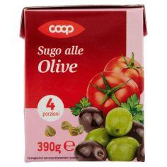 Coop-Sugo alle Olive 390 g