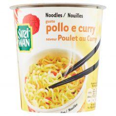 SUZI WAN-Suzi Wan Noodles gusto pollo e curry 62 g