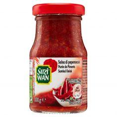 SUZI WAN-Suzi Wan Salsa di peperoncini 100 g