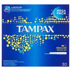 TAMPAX-Tampax Regular 30 tamponi