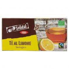 Coop-Tè al Limone biologico 25 filtri 50 g