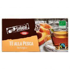 Coop-Tè alla Pesca biologico 25 filtri 50 g