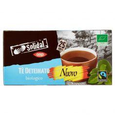 Coop-Tè Deteinato biologico 25 filtri 37.5 g