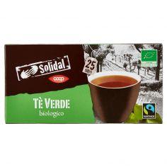 Coop-Tè Verde biologico 25 filtri 50 g