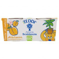 TEDDI-Teddi Bio Yogurt Bio Albicocca 2 x 115 g
