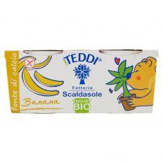 TEDDI-Teddi Bio Yogurt Bio Banana 2 x 115 g