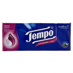 TEMPO-Tempo complete care Fazzoletti 4 veli 10 pz