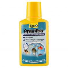 TETRA-Tetra CrystalWater per tutti i tipi di acquari di acqua dolce 100 ml