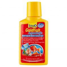 TETRA-Tetra Goldfish AquaSafe per pesci sani in ogni tipo di acquario d'acqua fredda 100 ml