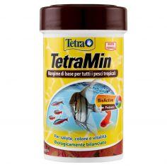 MIN-Tetra TetraMin Mangime di base per tutti i pesci tropicali 20 g