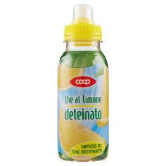 Coop-the al limone deteinato 250 ml