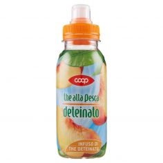 Coop-the alla pesca deteinato 250 ml