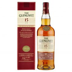 GLENLIVET-The Glenlivet 15 Years Old Single Malt Scotch Whisky 70 cl