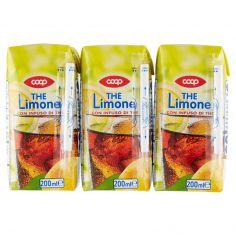 Coop-The Limone 3 x 200 ml