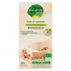 Coop-tofu al naturale Biologico 2 x 125 g