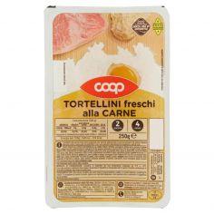 Coop-Tortellini freschi alla Carne 250 g
