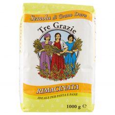 3 GRAZIE-Tre Grazie Semola di grano Duro Rimacinata 1000 g