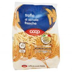 Coop-Trofie di Semola fresche 500 g