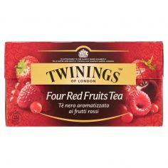 TWININGS-Twinings Four Red Fruits Tea 50 g