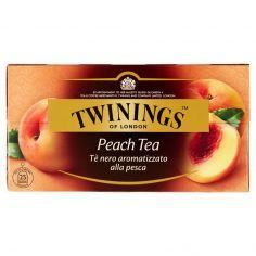 TWININGS-Twinings Peach Tea 50 g