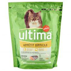ULTIMA-Ultima Cat Appetito Difficile Trota 400 g