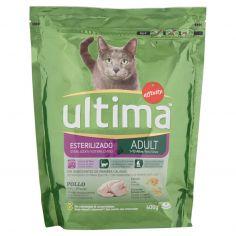 ULTIMA-Ultima Cat Sterilizzati Adult Pollo 400 g