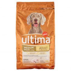 ULTIMA-Ultima Dog Medium Maxi Adult Pollo 1,5 kg