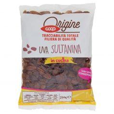 Coop-Uva Sultanina 250 g