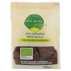 Coop-uva sultanina Biologica 150 g