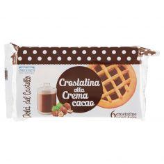 Valdenza Dolci del Castello Crostatina alla Crema cacao 6 Crostatine 240 g