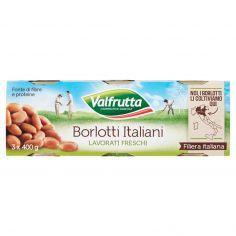 VALFRUTTA-Valfrutta Borlotti Italiani 3 x 400 g