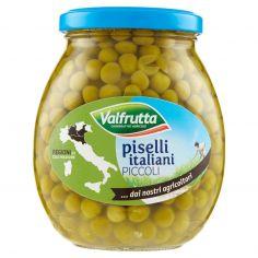 VALFRUTTA-Valfrutta piselli italiani Piccoli 360 g