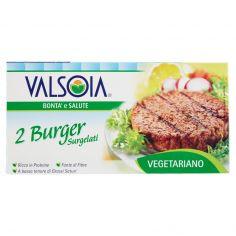 VALSOIA-Valsoia Bontà e Salute 2 Burger Surgelati 2 x 75 g