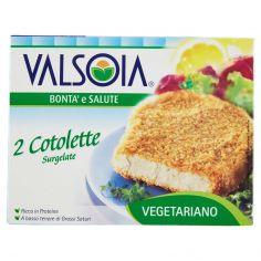 VALSOIA-Valsoia Bontà e Salute 2 Cotolette Surgelate 2 x 100 g