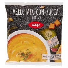 Coop-Vellutata con Zucca Surgelata 600 g
