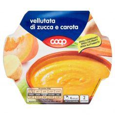 Coop-vellutata di zucca e carota 600 g