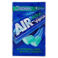 VIGORSOL-Vigorsol Air Action 5 Packs 66 g