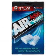 VIGORSOL-Vigorsol Air action black ice 5 packs 66 g
