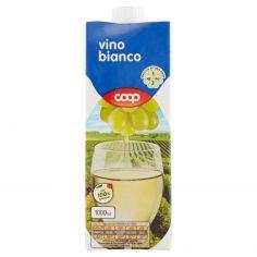 Coop-vino bianco 1000 ml