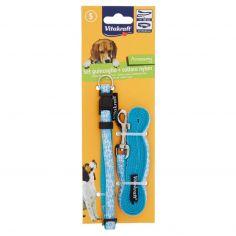 PET COMPANY-Vitakraft Accessory Set guinzaglio + collare nylon S 1 pz