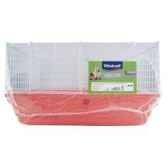 PET COMPANY-Vitakraft Home Gabbia Tilde per conigli nani e porcellini d'India cm. 60x34x40 h.