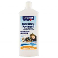 PET COMPANY-Vitakraft Igienizzante Pavimenti Bouquet d'agrumi 1000 ml