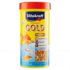 VITAKRAFT-Vitakraft Premium Gold Flake-Mix 40 g