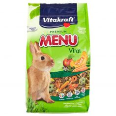 VITAKRAFT-Vitakraft premium menu vital conigli nani 1 kg