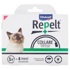 VITAKRAFT-Vitakraft Repelt Collare Antiparassitario A.P.E. per gatti