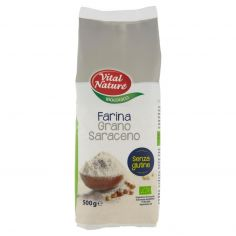 VITALNATURE-Vital Nature Biologico Farina Grano Saraceno 500 g