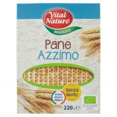 VITALNATURE-Vital Nature Biologico Pane Azzimo 220 g
