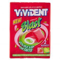VIVIDENT-Vivident Blast fruit 2 x 30 g