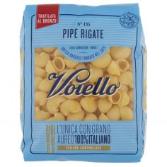 VOIELLO-Voiello Pipe Rigate N. 135 500 g